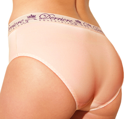 Derriere Equestrian Riding Underwear Padded Panty