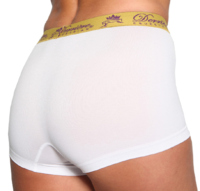 Derriere Equestrian Riding Underwear Seamless Shorty